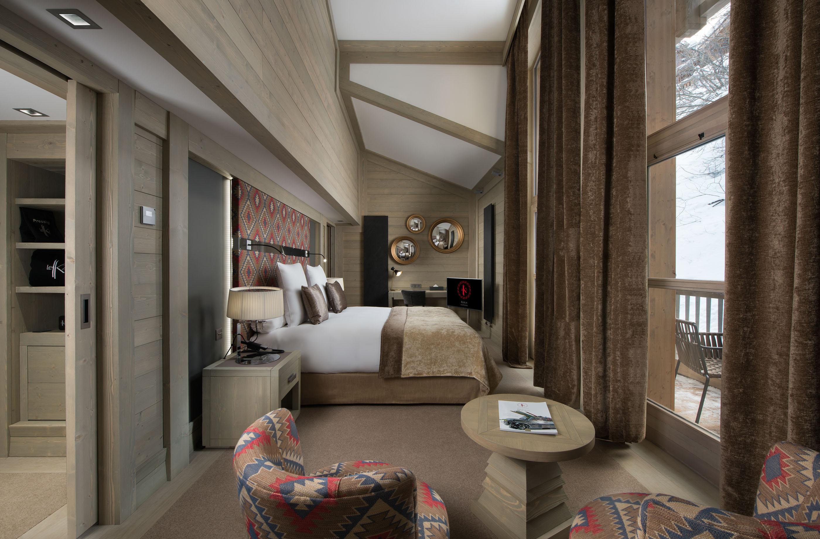 Chambres du K2 Djola