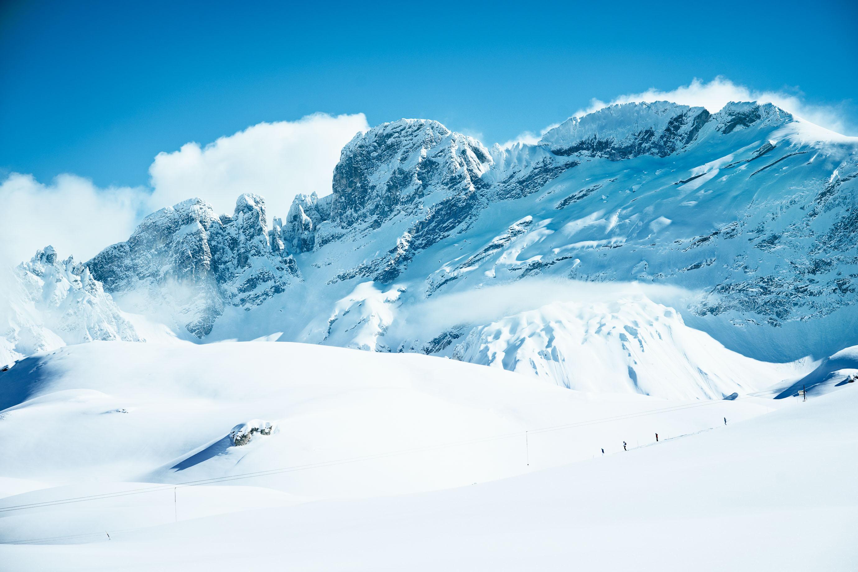 K2 Djola Paysage nature Courchevel
